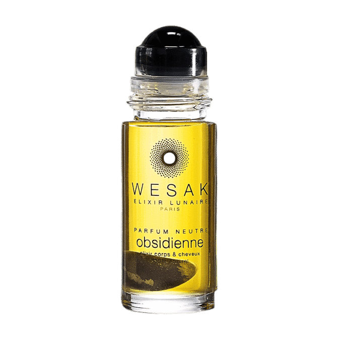 elixir lunaire roll-on obsidienne wesak paris parfum neutre